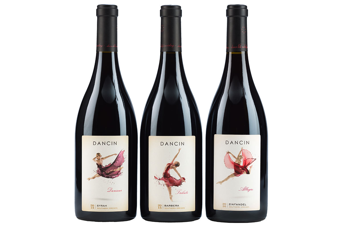 DANCIN Vineyards Pinot Red Collection