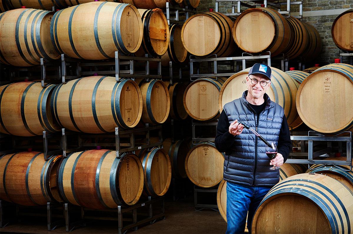 Kevin Breck, North Bar Cellars Winery